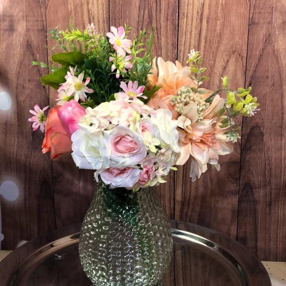 Ashland Artificial Flowers Bouquets Bush Singles
